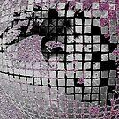 Disco Ball Eye #2 by Gabriel-Hunter