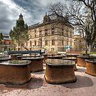 South Australia Museum by Frank Moroni