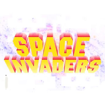 Space Invaders by Presumably