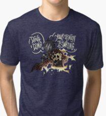ding dong Tri-blend T-Shirt