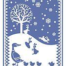 Ducks & Rabbits by Alice in Underland