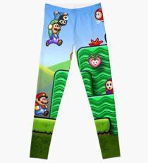 Super Mario 2 Leggings