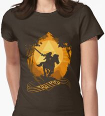 Epona's Song Women's Fitted T-Shirt