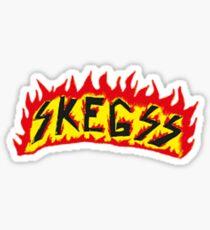 skegss logo Sticker