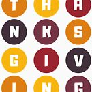 Thanksgiving - A Happy Time for Giving Thanks (Design Day 308) by TNTs