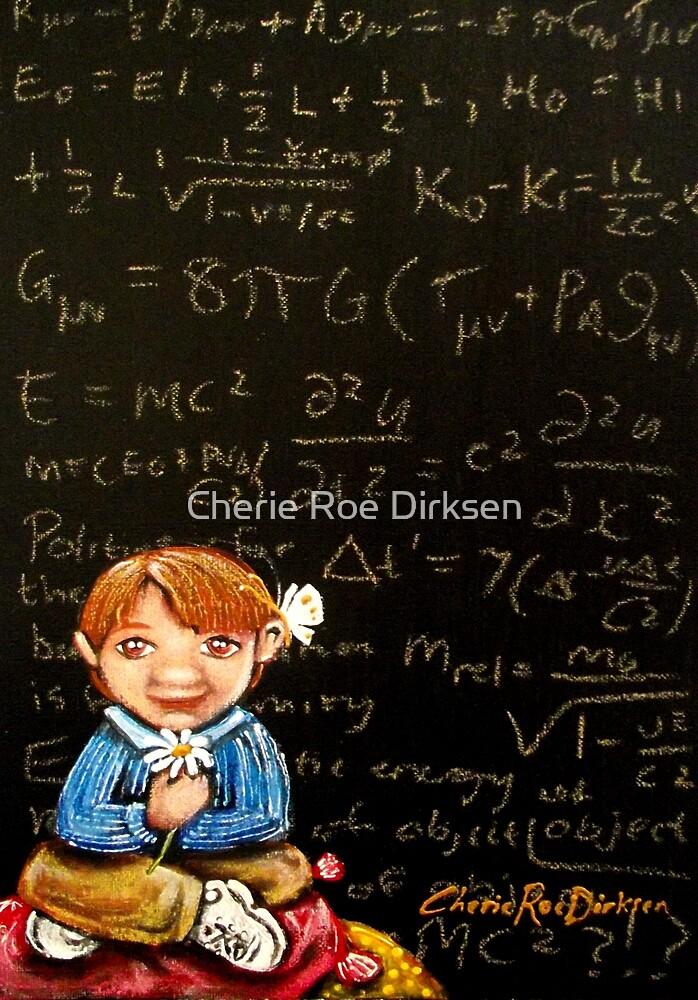 Little Einstein by Cherie Roe Dirksen