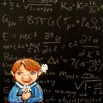 Little Einstein by cheriedirksen