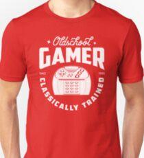 Old School Gamer-Atari Jaguar Unisex T-Shirt