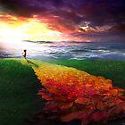 Tapestry Path by Igor Zenin