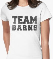 Team Barns Women's Fitted T-Shirt