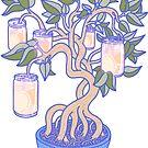 «Árbol de durazno» de LauraOConnor