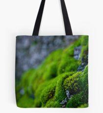 Mossy Micro Scape Tote Bag