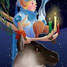 « Joyeux Noël! » par Valériane Duvivier