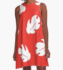 Lilo Floral A-Linien Kleid