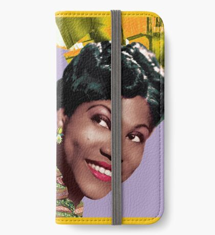 THE ORIGINAL SOUL SISTER iPhone Wallet