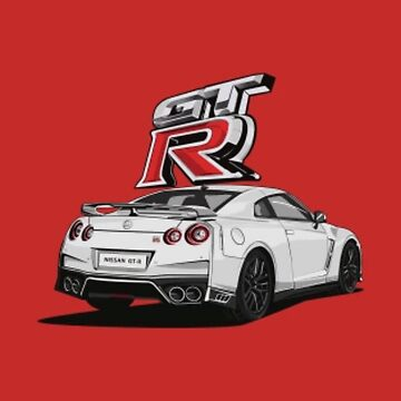 The amazing R35 GTR by ns-carspots