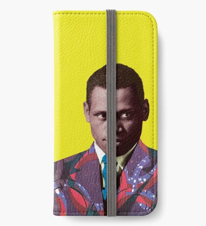 RENAISSANCE MAN iPhone Wallet