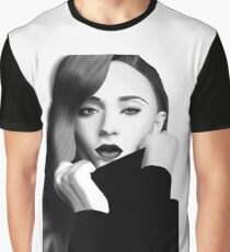 Sophie Turner Graphic T-Shirt