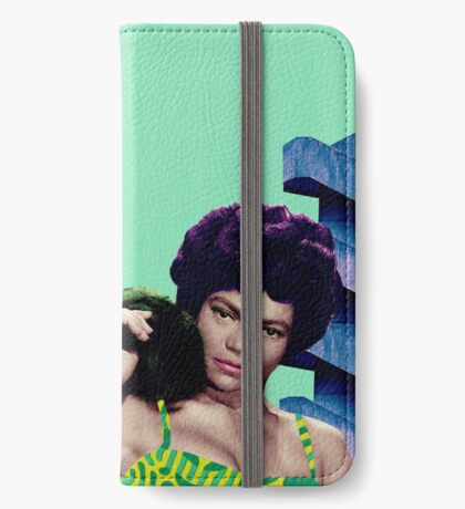 EARTHA iPhone Wallet