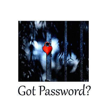 Got the Password? by SmoothBreeze7