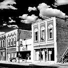 Down on Main Street by Nadya Johnson