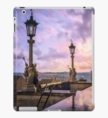 View from Capitol in Nashville, Tennessee, during the Civil War 1864 iPad Case/Skin