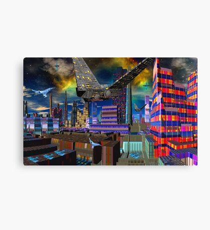 Vegas Prime Canvas Print