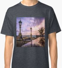 View from Capitol in Nashville, Tennessee, during the Civil War 1864 Classic T-Shirt
