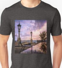 View from Capitol in Nashville, Tennessee, during the Civil War 1864 Unisex T-Shirt