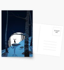 King of the Forest Postcards