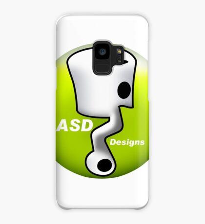ASD Lime color Case/Skin for Samsung Galaxy
