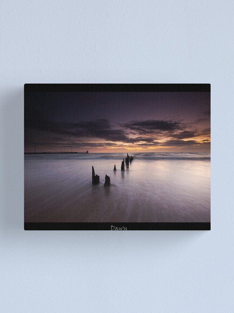 Alternate view of Dawn Canvas Print