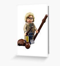 Lego Madeye Moody Greeting Card