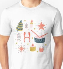 Christmas with Toys Unisex T-Shirt