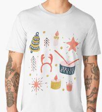 Christmas with Toys Men's Premium T-Shirt