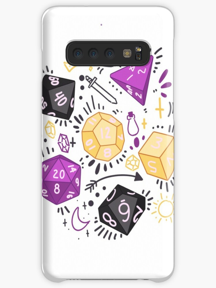 asexual pride forest Samsung S10 Case