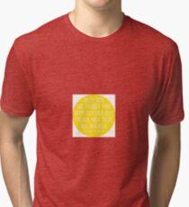 Ideen sind wie Männer -Print Tri-blend T-Shirt