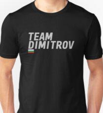 Team Grigor Dimitrov Unisex T-Shirt