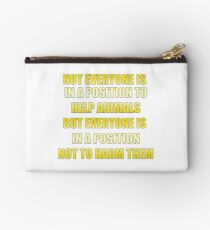 Not Everyone  Studio Pouch
