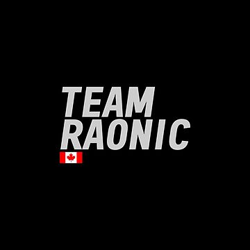 Team Milos Raonic by mapreduce