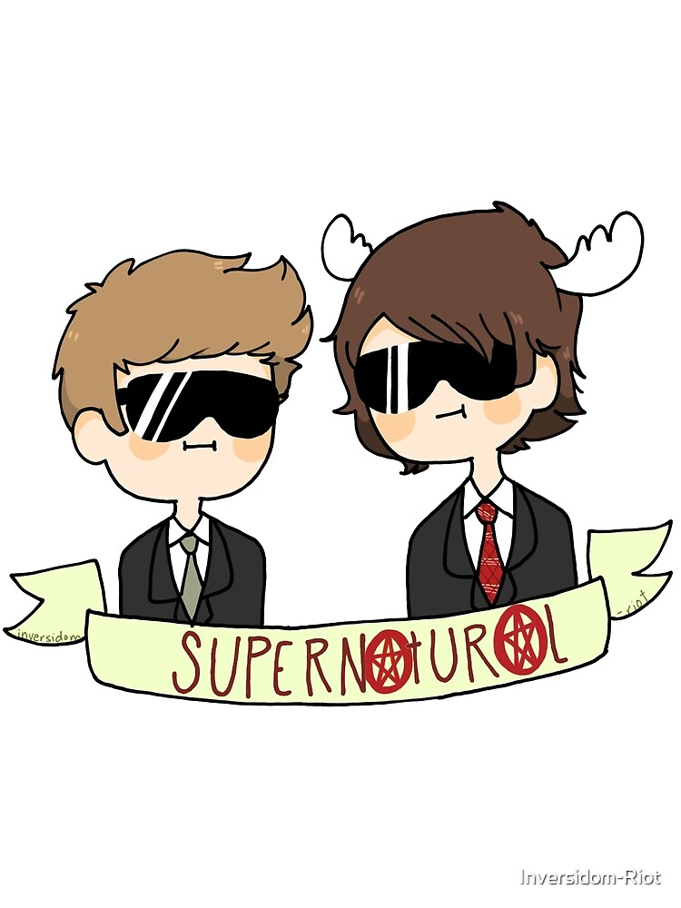 Winchesters by Inversidom-Riot