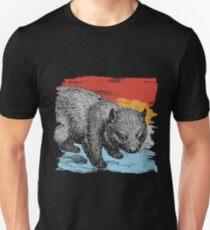 Wombat Marsupial Unisex T-Shirt