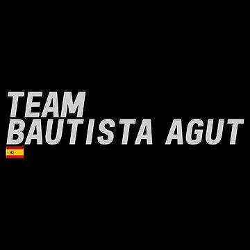 Team Roberto Bautista Agut by mapreduce