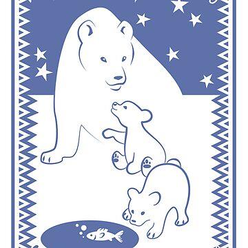 Polar bears by Underland