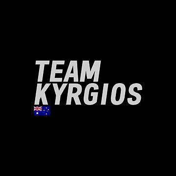 Team Nick Kyrgios by mapreduce