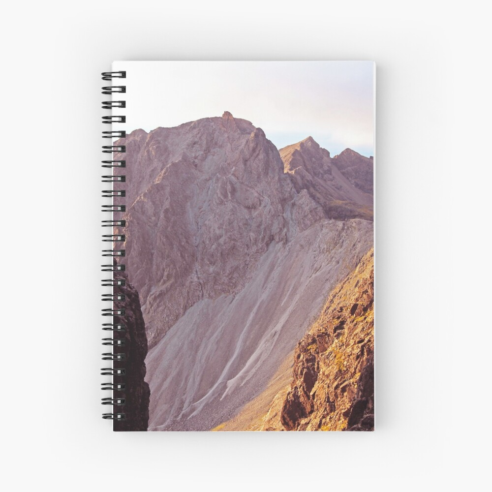 From The Great Stone Chute Spiral Notebook