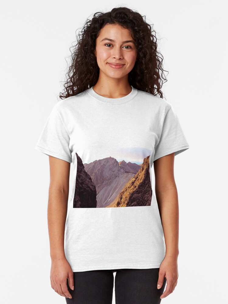 Alternate view of From The Great Stone Chute Classic T-Shirt