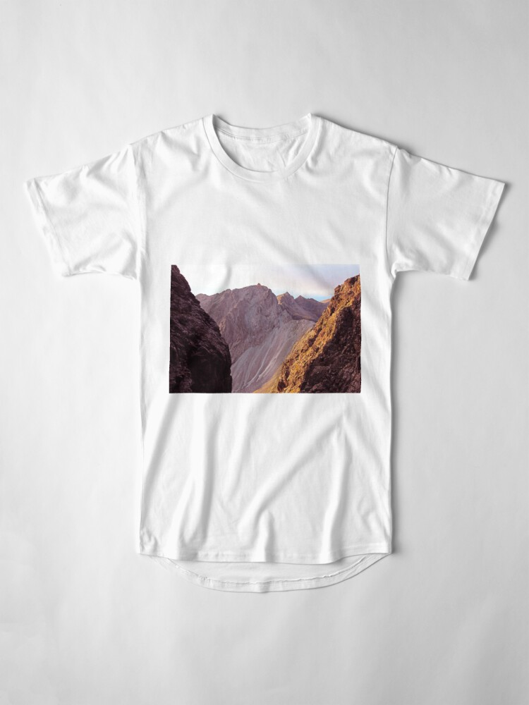 Alternate view of From The Great Stone Chute Long T-Shirt