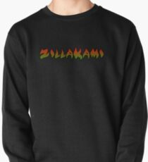 ZillaKami logo  Pullover