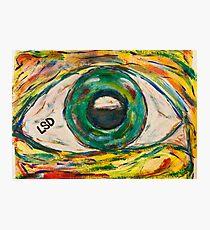 LSD Photographic Print